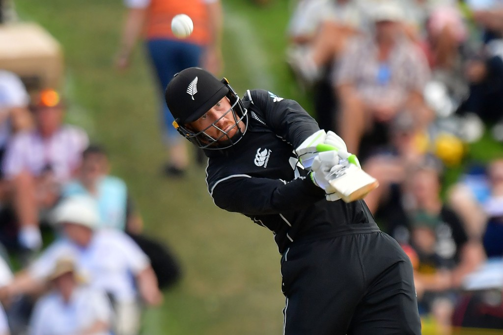 Guptill's tally could be overhauled on Sunday.