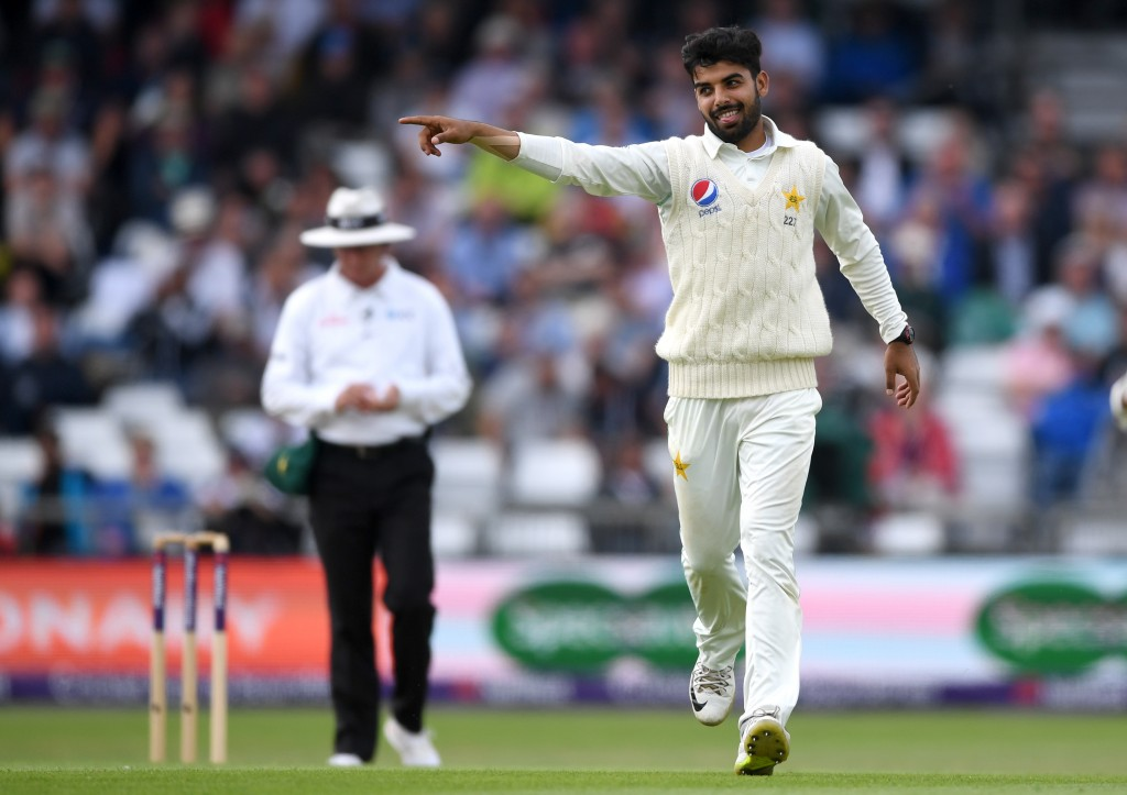 Shadab Khan has been given a rest.