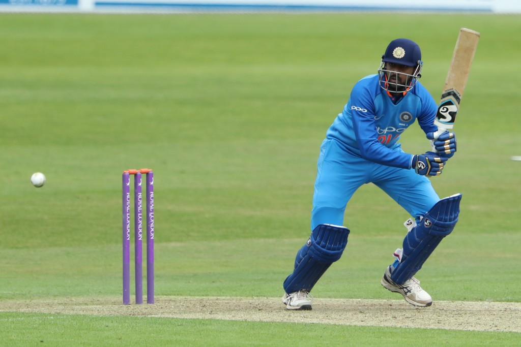 Krunal Pandya has been handed a maiden India call up.