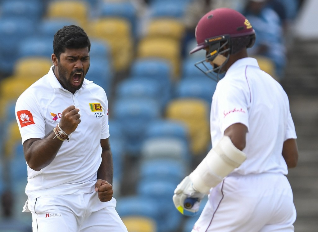 Kumara has been his side's best pacer in the tour of West Indies.
