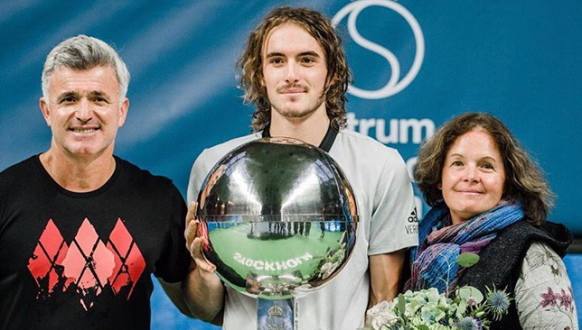 Tennis News Stefanos Tsitsipas Interview Confident Greek Youngster Ready For Greater Things In 2019 Sport360 News