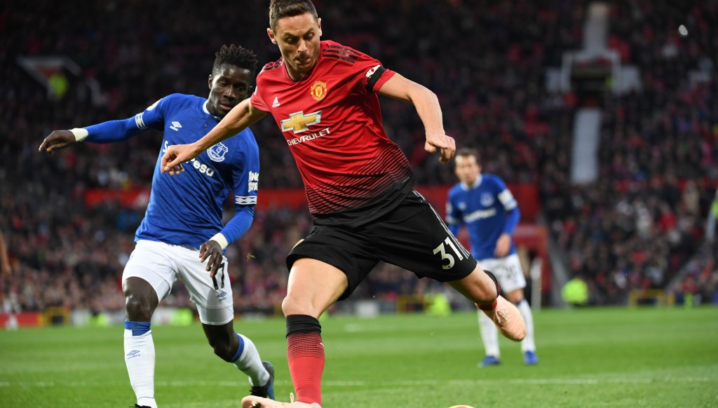Matic has looked a shell of the player he was last season.