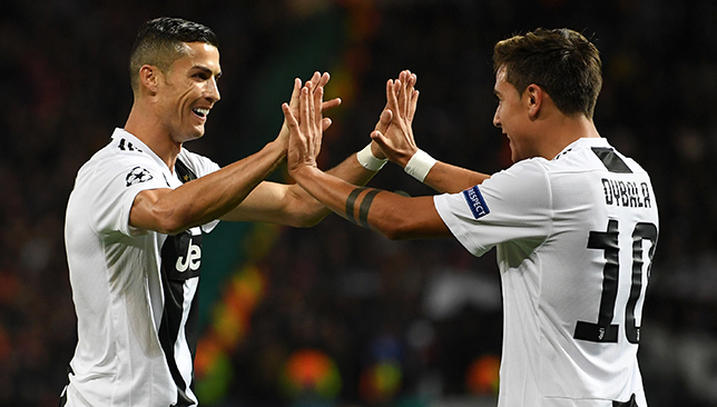 Paulo Dybala Believes Cristiano Ronaldo Can Inspire Juventus To Champions League Glory Sport360 News