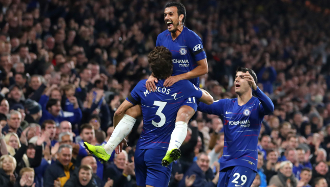 Chelsea's League Pedro Over Premier Confident But Calm Prospects bI76Ygfyv