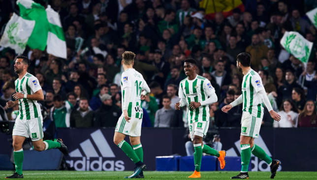 Real Betis will make sure Atletico Madrid work hard for their win