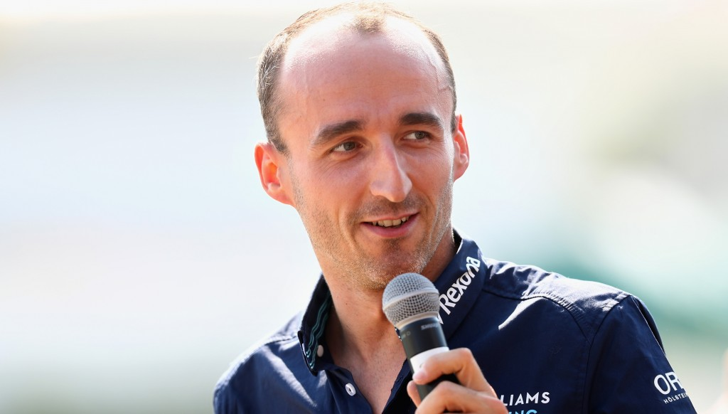 Robert Kubica announced his return to F1 in Abu Dhabi ahead of the Abu Dhabi Formula One Grand Prix at Yas Marina Circuit this weekend.