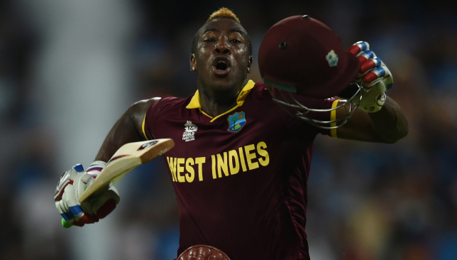 Andre Russell will play no part in the three-match series.
