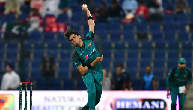 Shaheen Afridi gets a deserved Test call-up.
