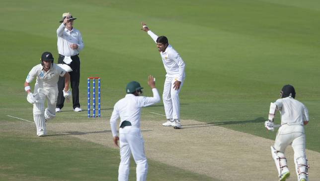 Sohail struck twice with the ball on the first day.