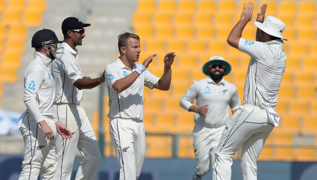 In Numbers | New Zealand Rewrite History in Abu Dhabi