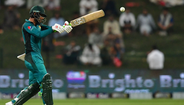 Fakhar Zaman bounced back into form in the second ODI.