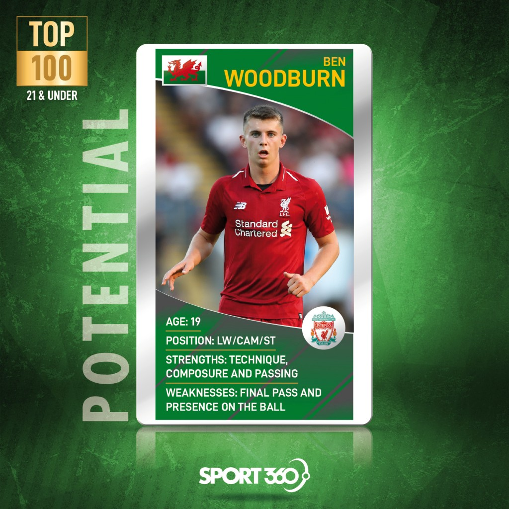 ben woodburn new