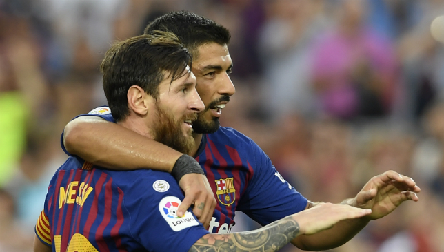 Messi and Suarez are in dire need of rest