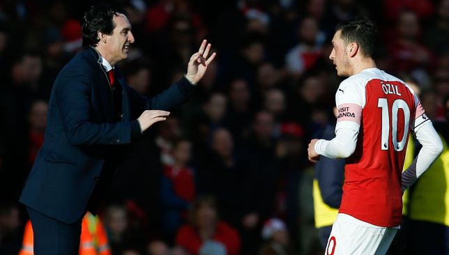 0206be5d223 Premier League news  Arsenal are  all behind  Mesut Ozil