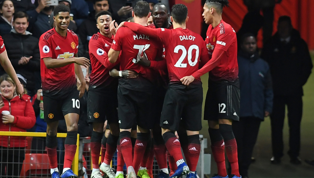 a07315aed Premier League news: Ashley Young and Diogo Dalot have field day in Man  United player ratings from Fulham win - Article - Sport360