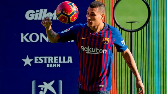 Rodrigo Caio had Barca medical before Murillo signing