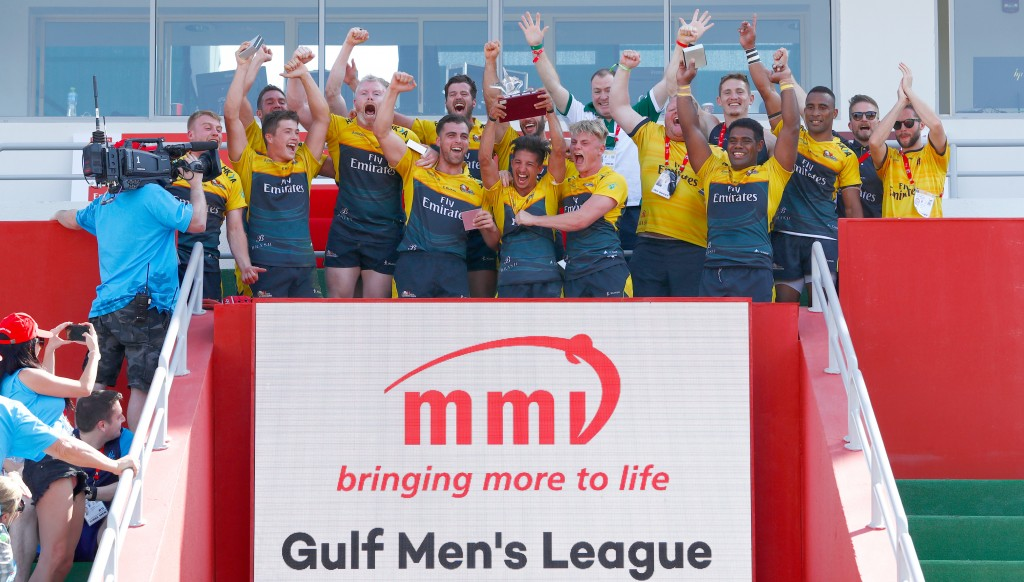 Dubai Hurricanes won the Gulf Men's League title at the Dubai Sevens last year - triumphing for the first time in 11 years.