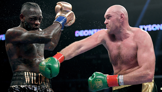 The fight is a stop gap for Tyson Fury ahead of his rematch with Deontay Wilder.