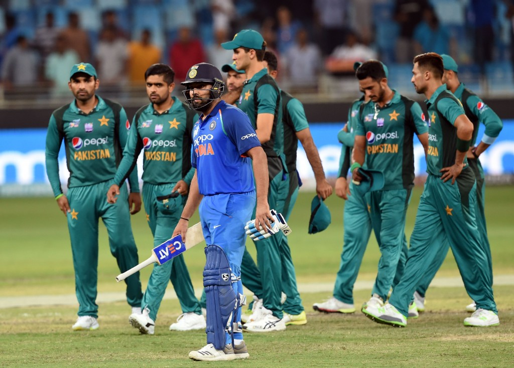 India and Pakistan recently met in the Asia Cup.