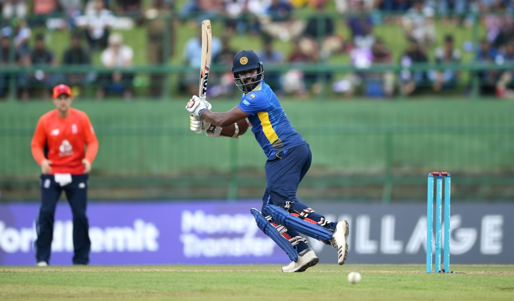 Perera was consistent with both bat and ball.