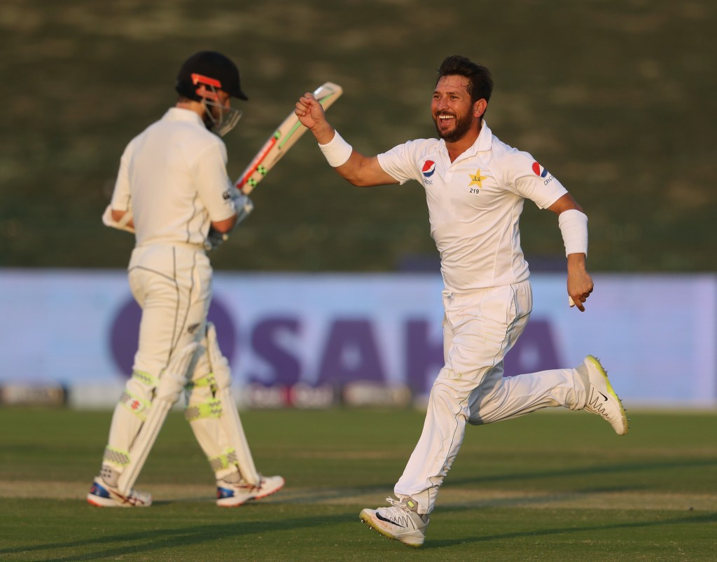 Sarfraz is backing Yasir Shah to spin a web against the Proteas.