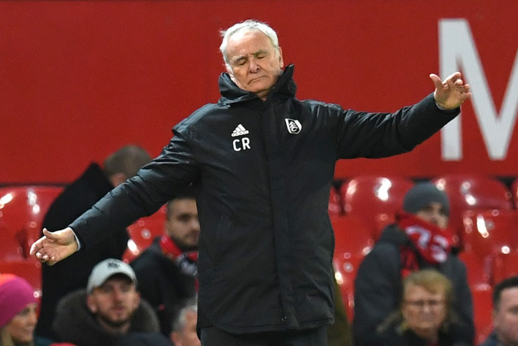 Claudio Ranieri was sacked in February after just three wins in 16 games.