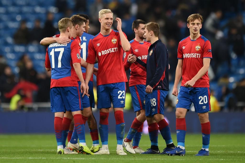 'Winners'? CSKA Moscow.