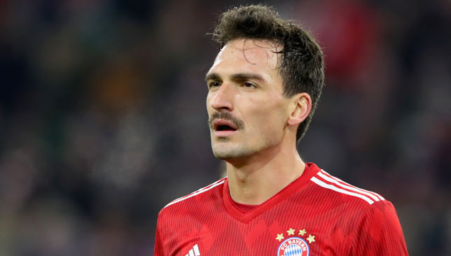 Rummenigge says Hummels won't be moving this winter