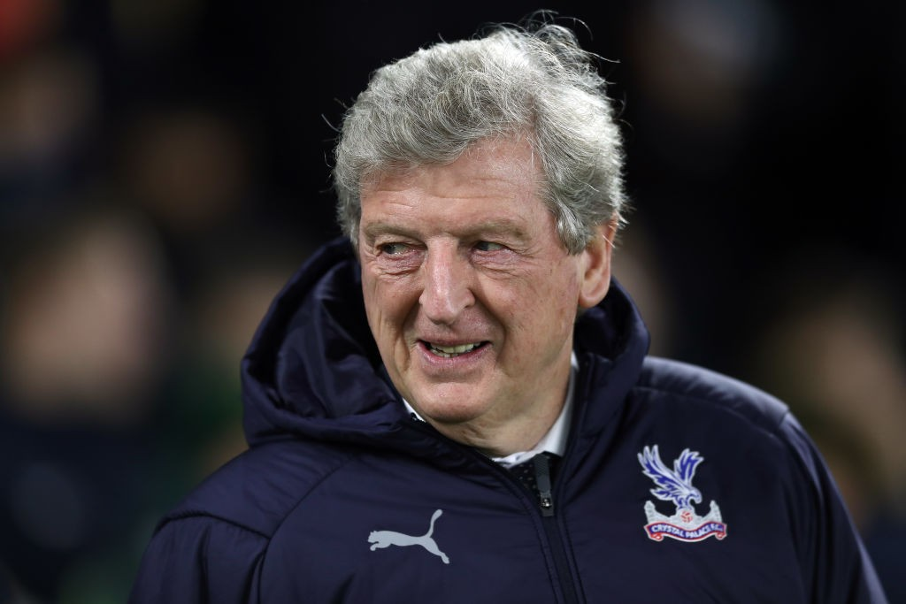 Tough spot: Roy Hodgson.