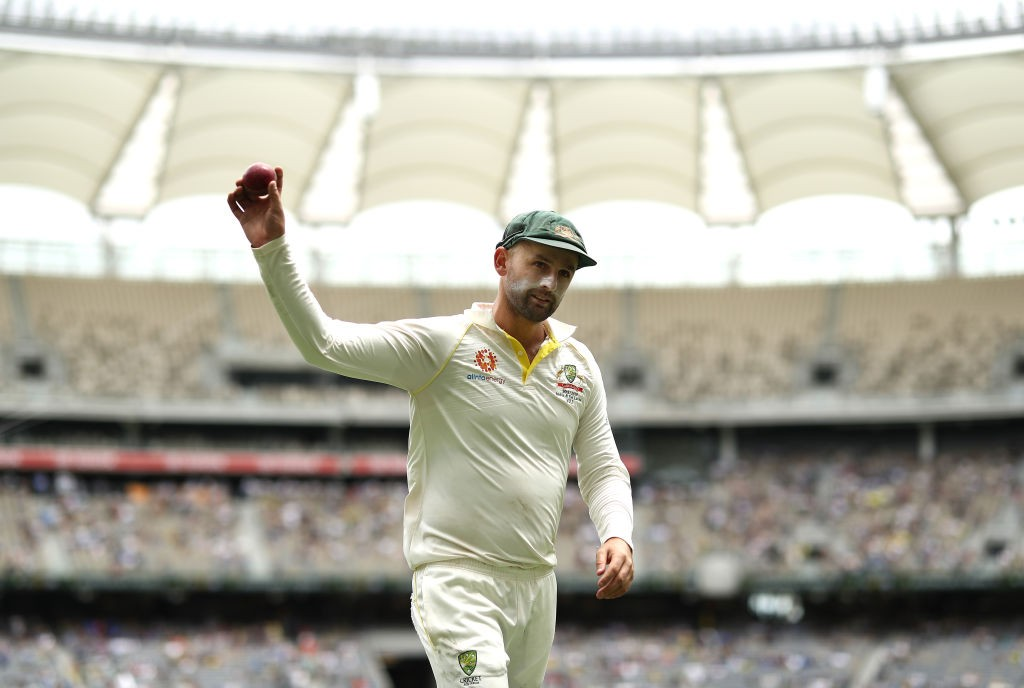 Another five-wicket haul for Nathan Lyon.