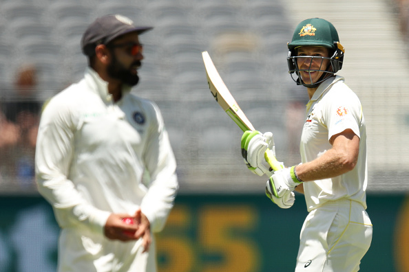 Paine managed to get under Kohli's skin at Perth.