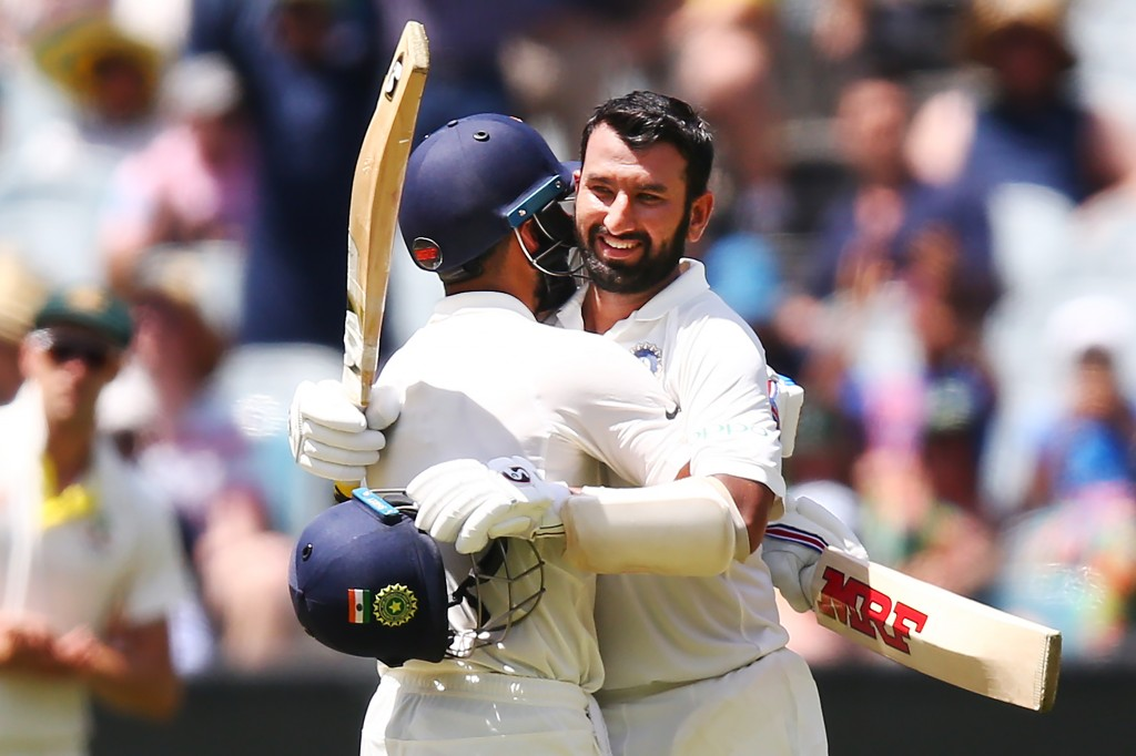 A momentous innings from Pujara at the MCG.