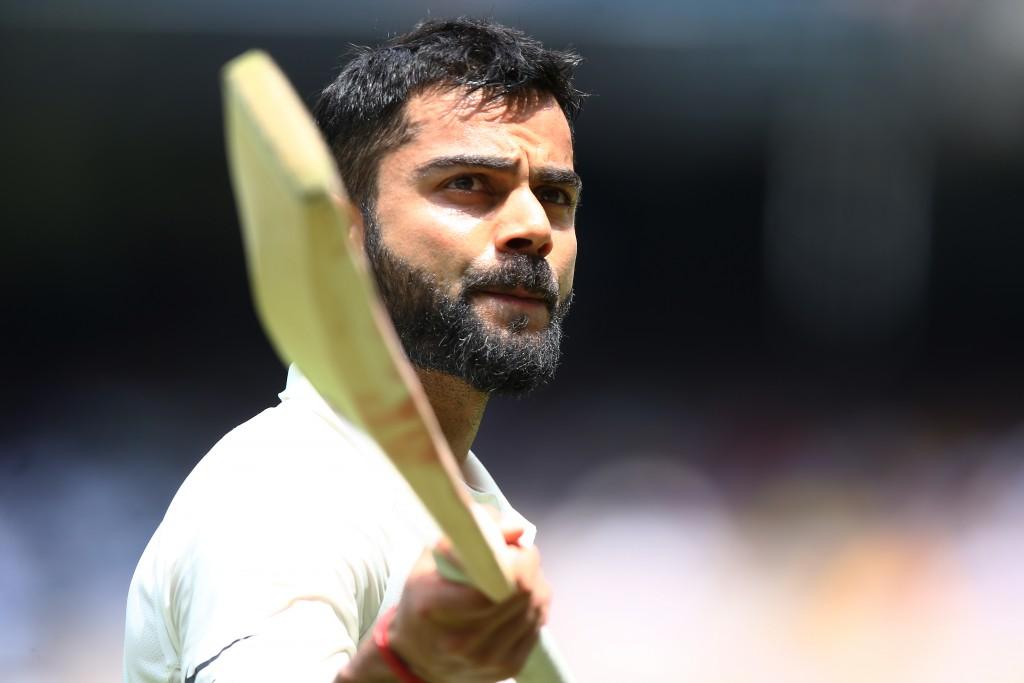 India superstar Virat Kohli.