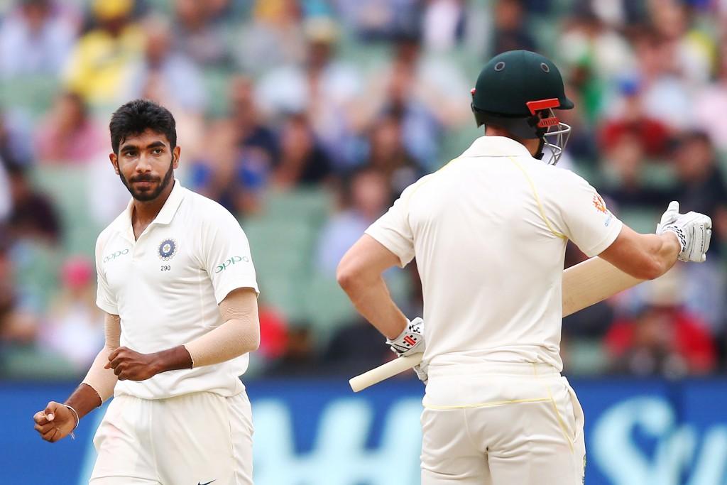 India's breakout sensation Jasprit Bumrah.