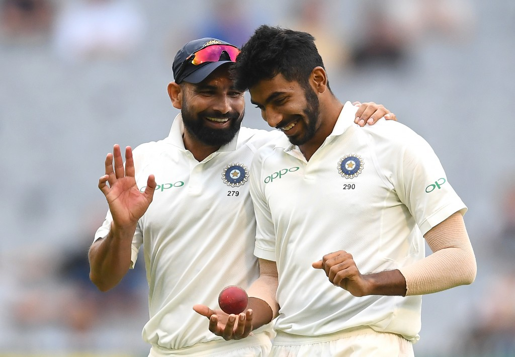 Bumrah's rise has seen Bhuvi fall behind in the pecking order.
