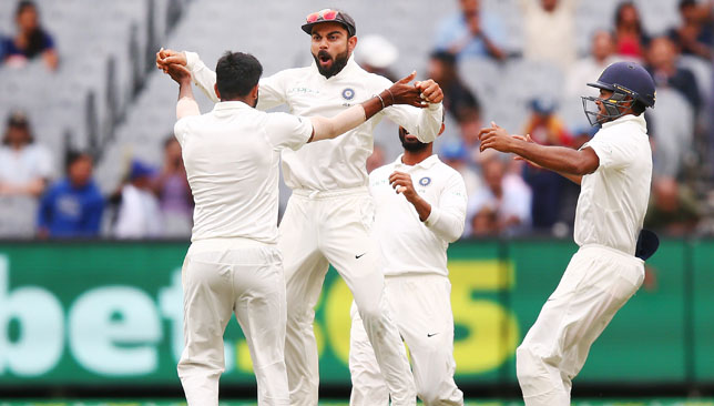 India beat Australia in third Test by 137 runs