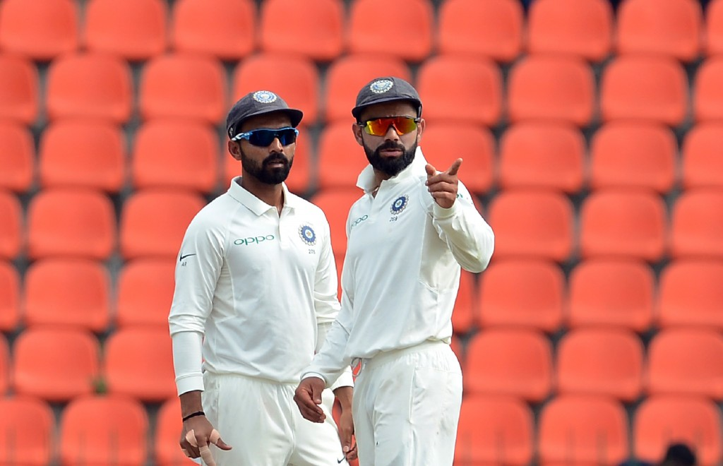 Kohli will need more support from his deputy Rahane.
