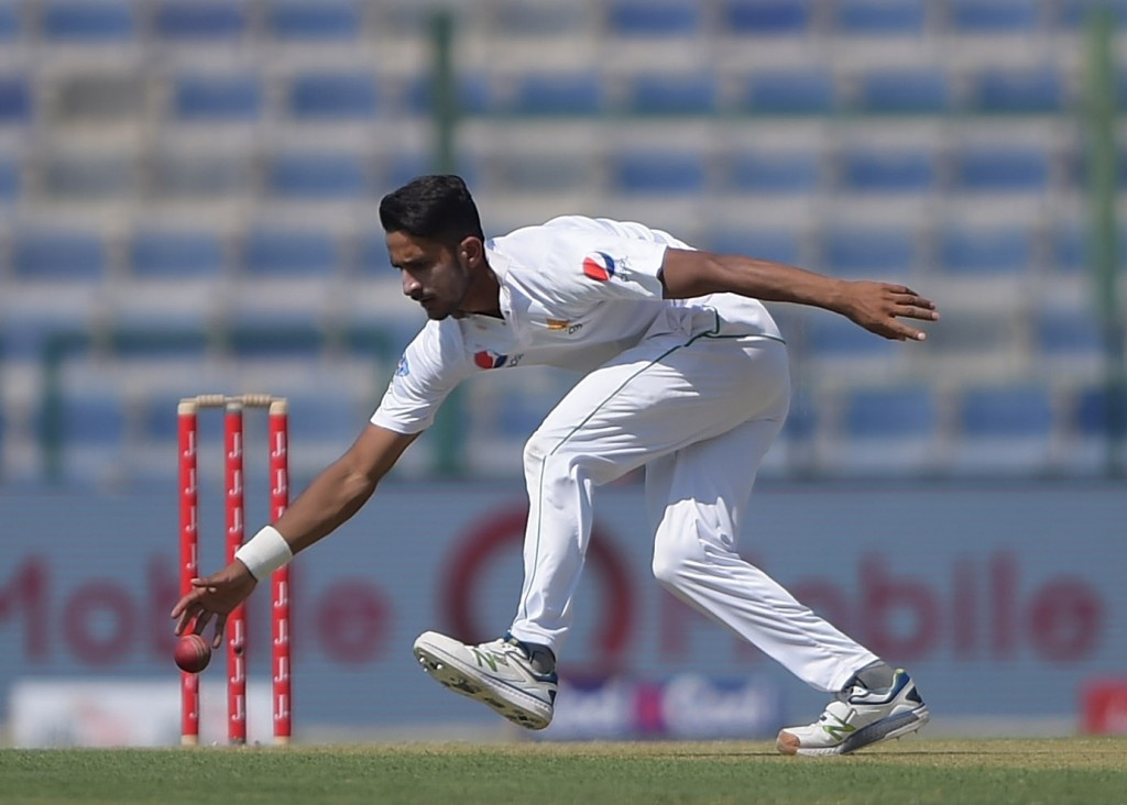 Hasan Ali failed to look like a real threat in both innings.