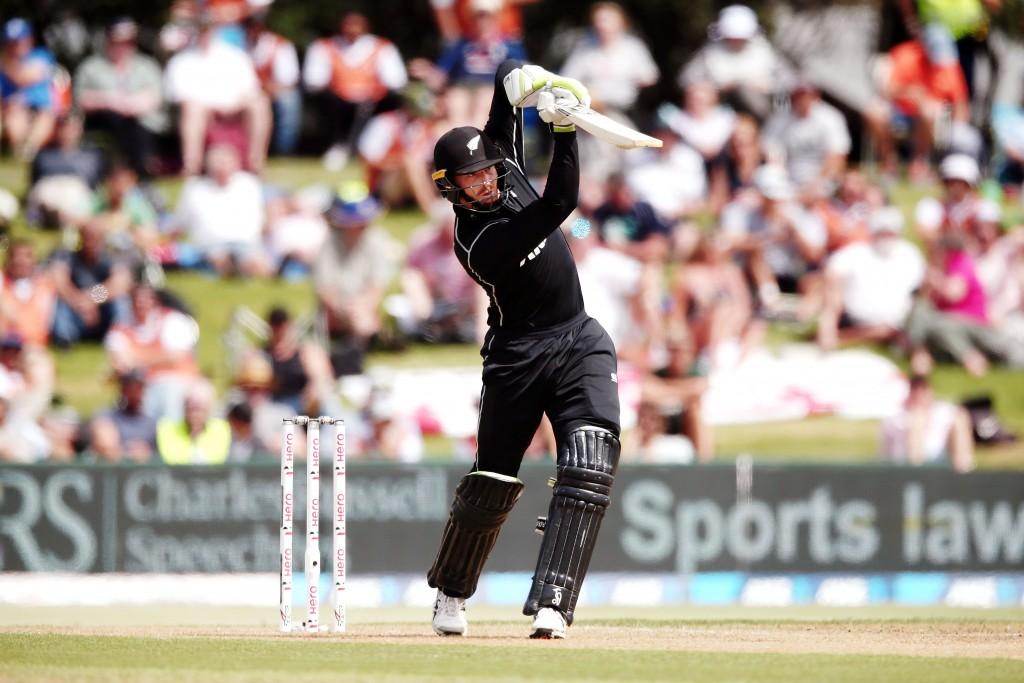 Guptill is T20I cricket's top scorer.