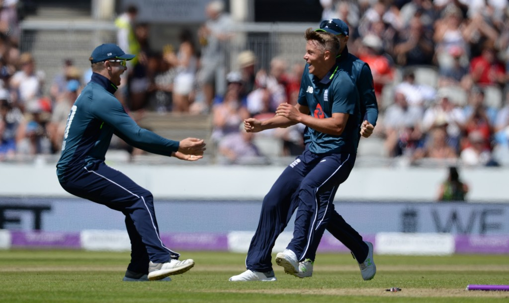 A maiden IPL contract delight for Sam Curran.