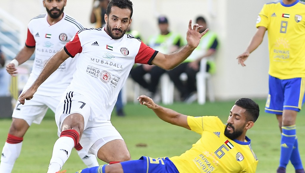 Jazira lost ground in the title race on Monday after they lost to Shabab Al Ahli.