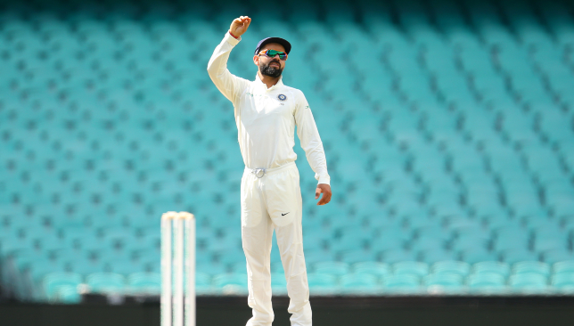 In the spotlight: Virat Kohli.