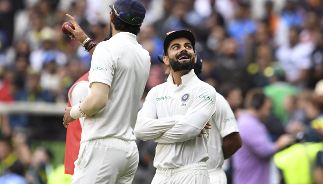 Twitter reacts to India's 150th Test victory