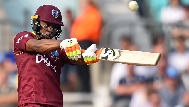Evin Lewis is back in the Windies limited-overs setup.