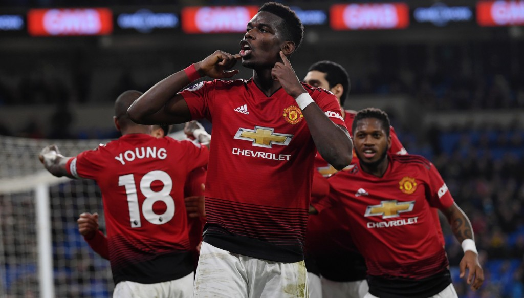 Solskjaer predictably restored Paul Pogba to the starting line-up and he was rewarded with a fine performance.
