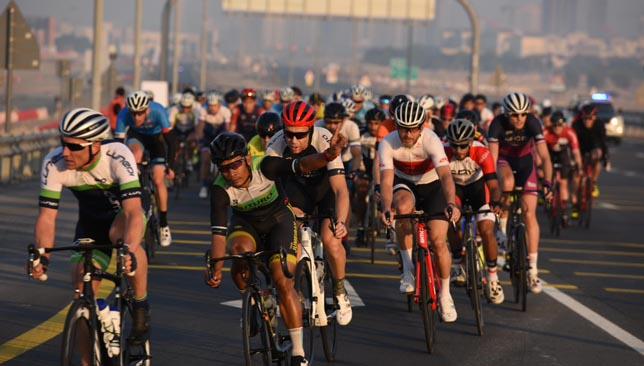 Spinneys Dubai 92 Cycle Challenge opens for registration