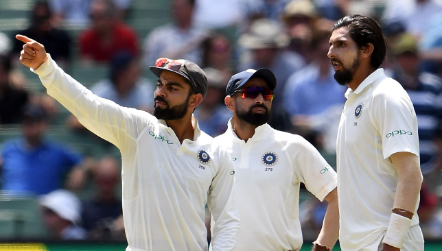 Shami and Ishant have been the models of consistency.