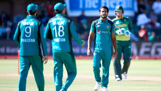 Pakistan's recent ODI record against the hosts is impressive.