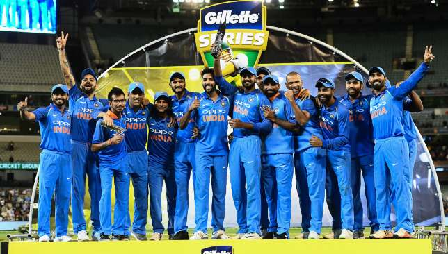 India also captured the ODI series 2-1.