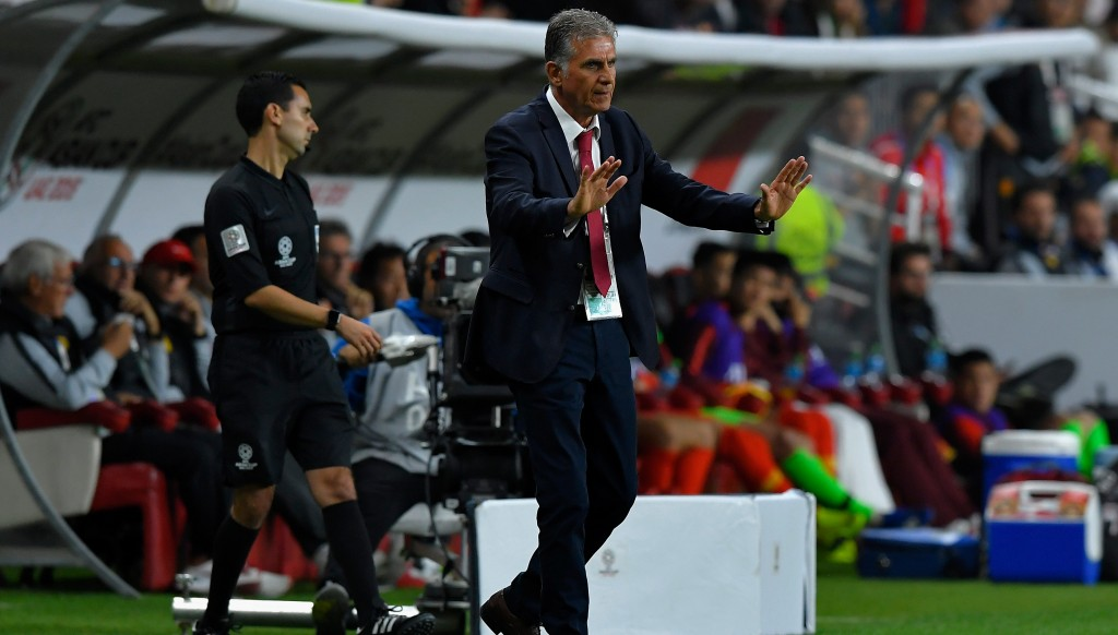 Carlos Queiroz has been appointed the new manager of Colombia.